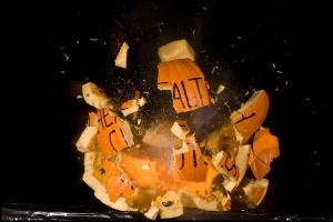 Pumpkin Eruption