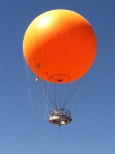 Orange Balloon, Orange County CA