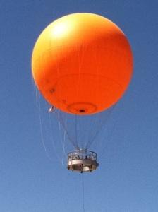 Orange Balloon, Orange County CA