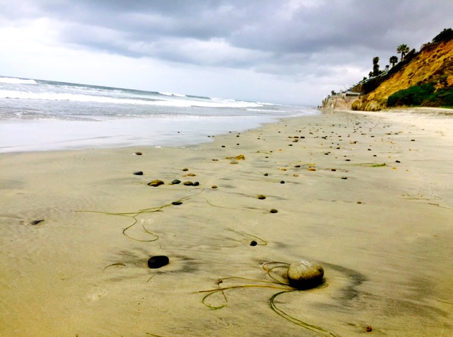 Leucadia Beach, Encinitas CA