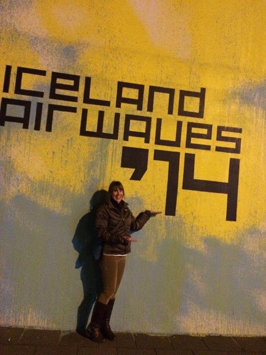 Iceland Airwaves music festival.